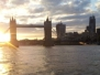 Thames at Sunset