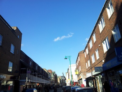 A Trip to Brick Lane E1