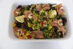 Prepare and Enjoy Mediterranean Seafood Salad in London