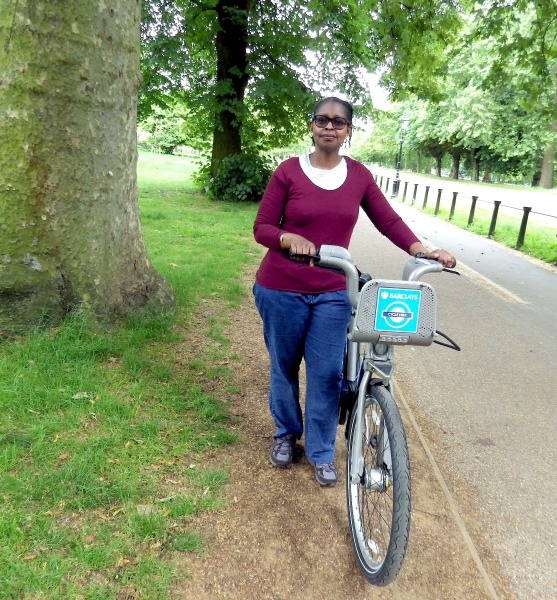 Why Hiring a Barclays Bike in Hyde Park, London was the best decision ever!