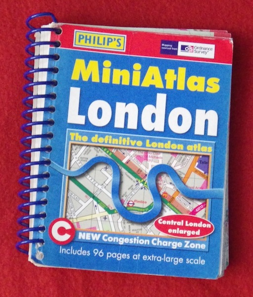 London Mini Atlas