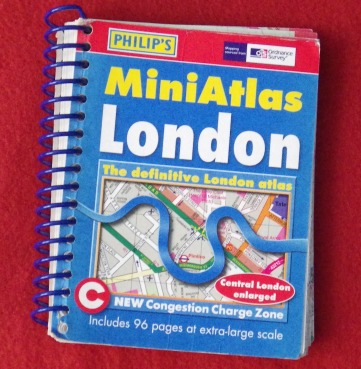 Can a Mini Atlas Get You Around London in Minutes ?