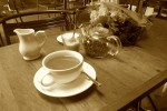 Tea time at Lassco