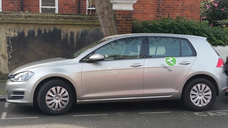 The benefits of driving a Zipcar