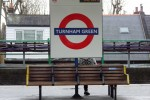 Turnham Green Tube Station