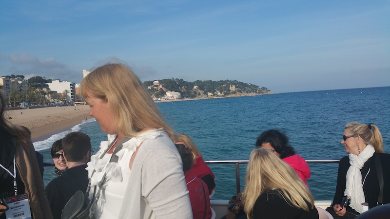 How to deal with an unexpected invitation in a second - Part 2 - TBEX Bloggers on the boat