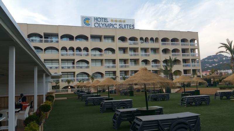 TBEX Hotel Olympic Suites