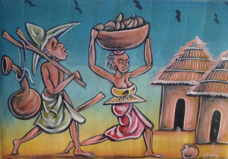 Nigerian Artwork