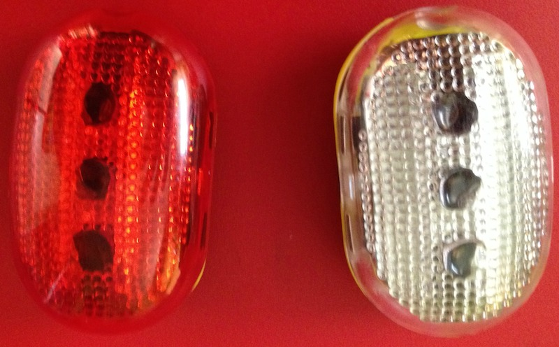 Front and Rear LED Twin Set