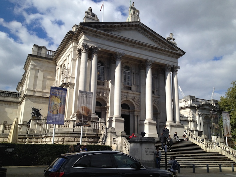 Tate Britain front view