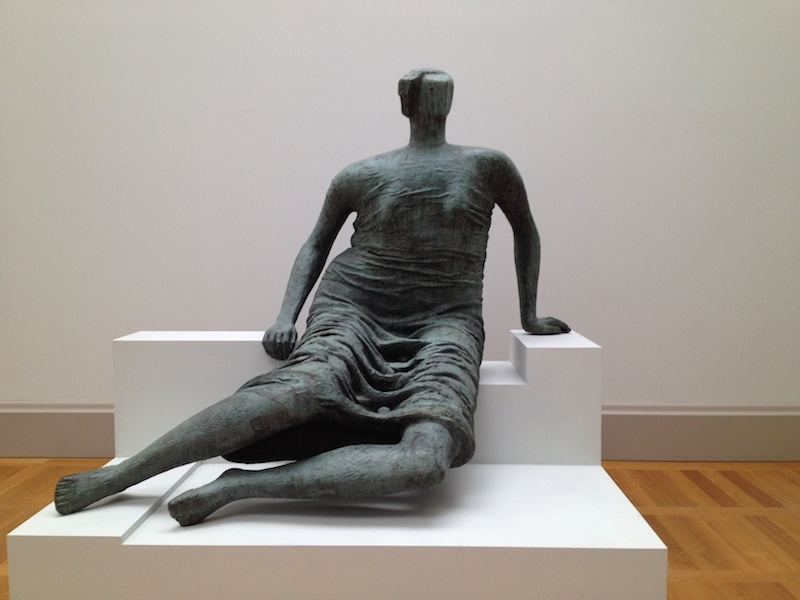 Tate Britain Henry Moore exhibition