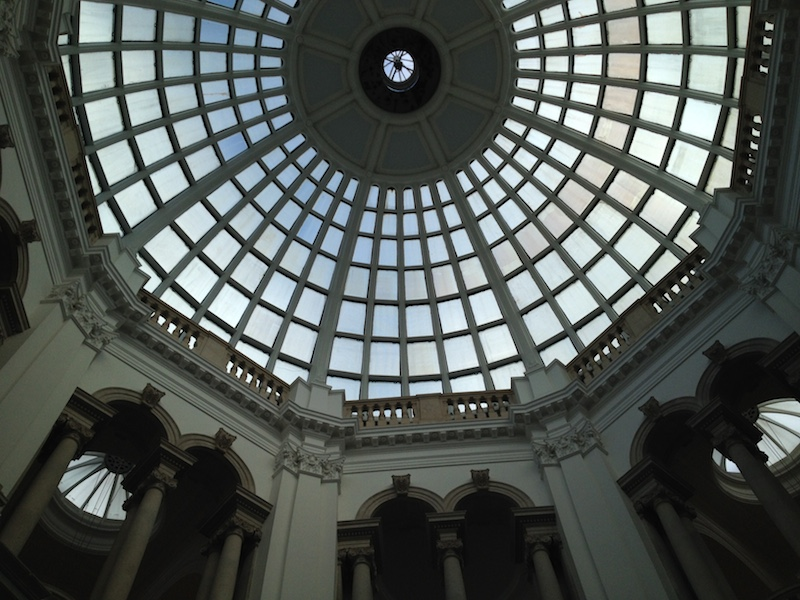 Tate Britain Ceiling