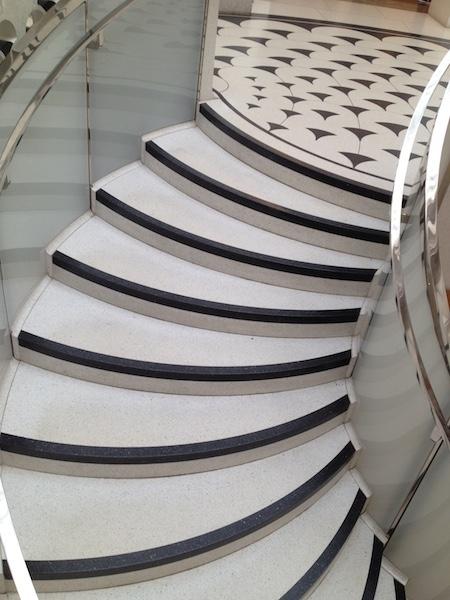 Tate Britain Spiral stairs