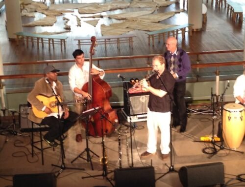 How I discovered Jazz in the Southbank
