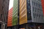 Colourful Buildings in Bloomsbury