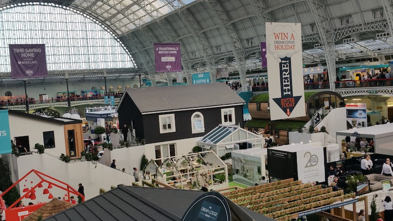 How to make a day out of the Ideal Home Show