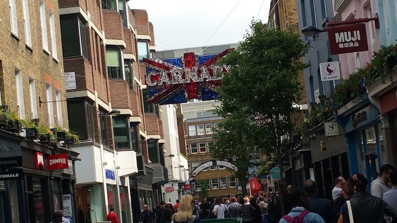 What To Expect From a Visit To Carnaby Street