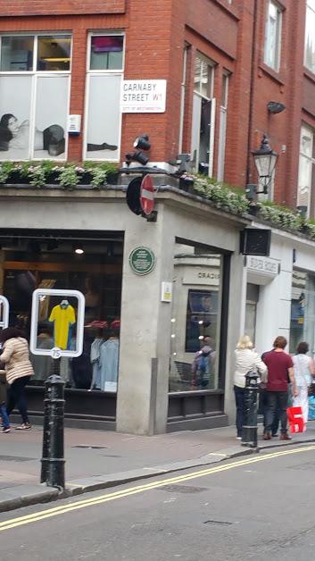 Daytime in Carnaby Street