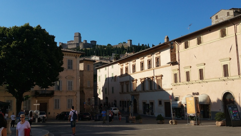 Centre of Assisi