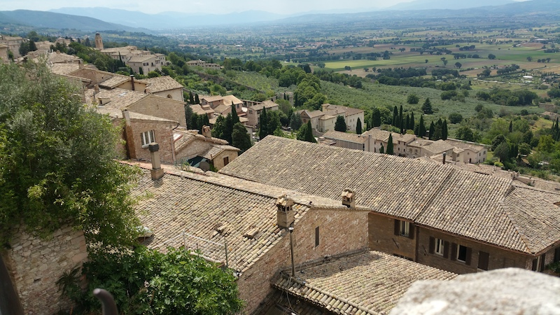 Surviving A Last Minute Call To Assisi