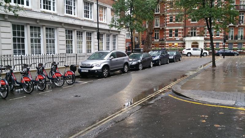 Parking Slots