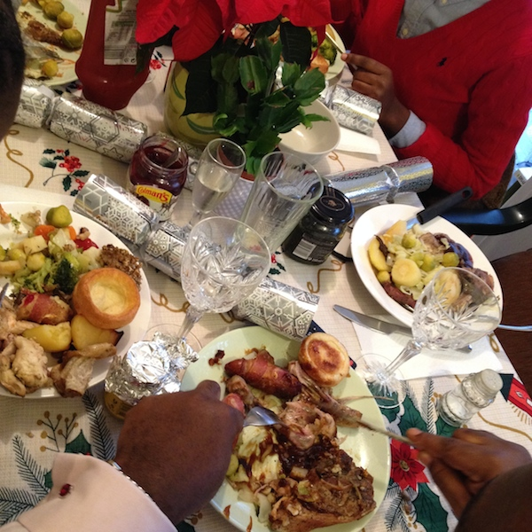 Family Christmas Lunch