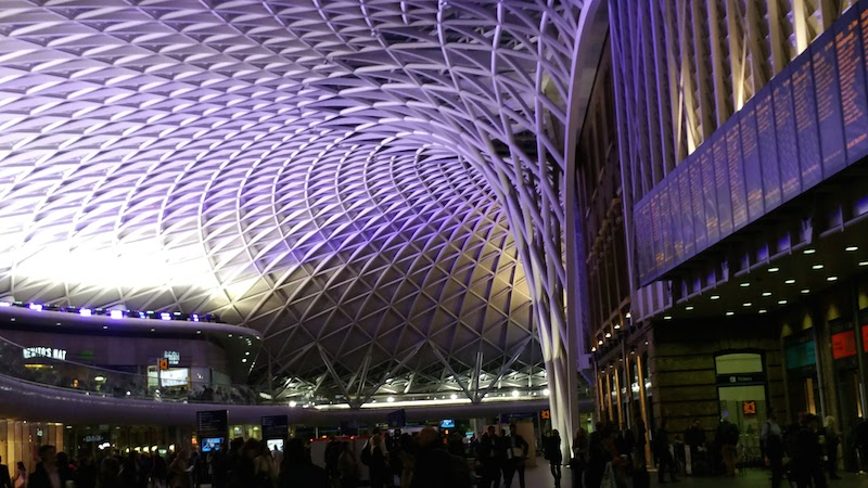 The Best Way To Navigate Around Kings Cross St Pancras