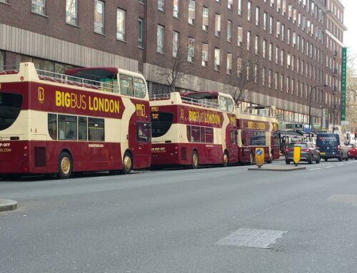 How To Tour London On The Big Bus