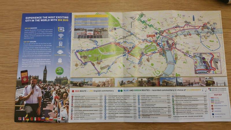 big bus london map pdf