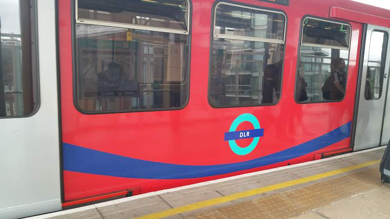 Docklands Light Railway: A stress free way to get around London