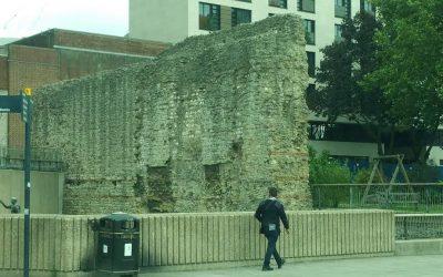 Fascinating Insights At The Historical London Wall