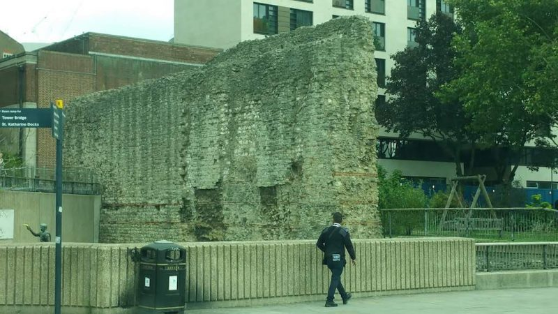 Fascinating Insights At The Historical London Wall