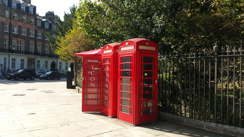 Why Those Iconic Red Phone Boxes Are Great For Creativity