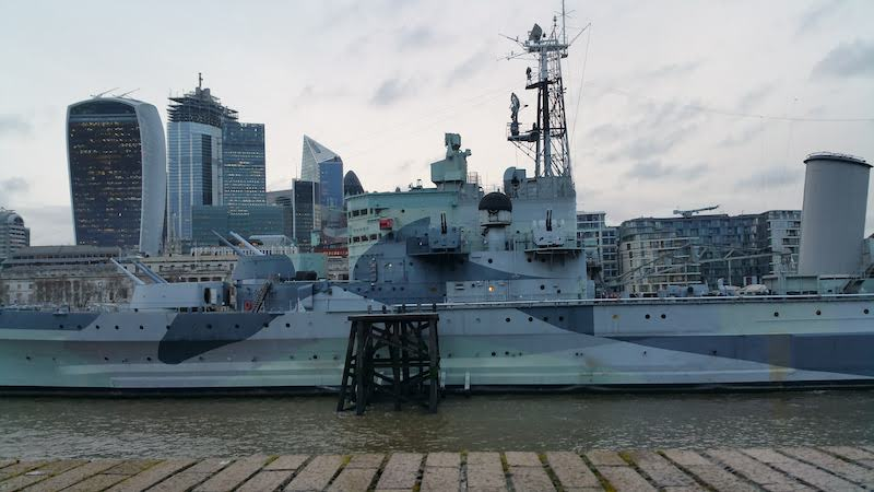 Chilling Facts You Might Not Know About HMS Belfast