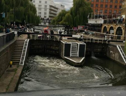Discovering Camden The Vintage Hub
