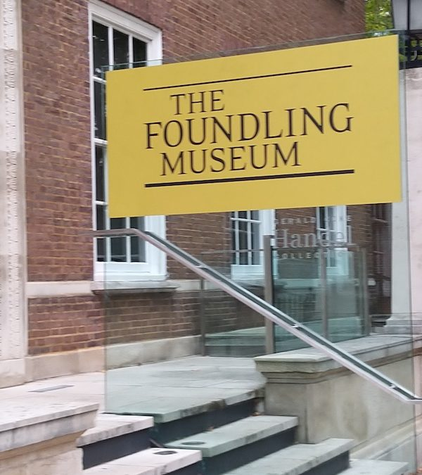 What's The Story Behind The Foundling Museum?