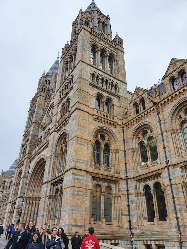 Natural History Museum South Kensington London