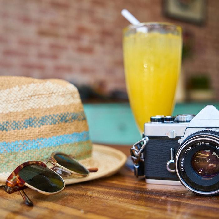 Cafe Camera Classic Close-up