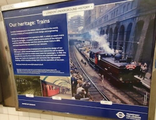 Why Now Is A Great Time To Learn About London Underground's History