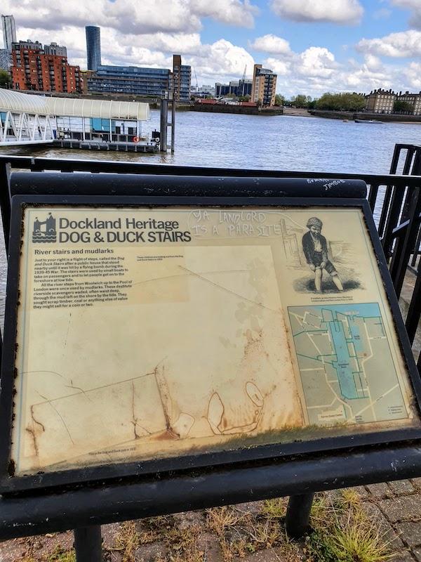 Dockland heritage