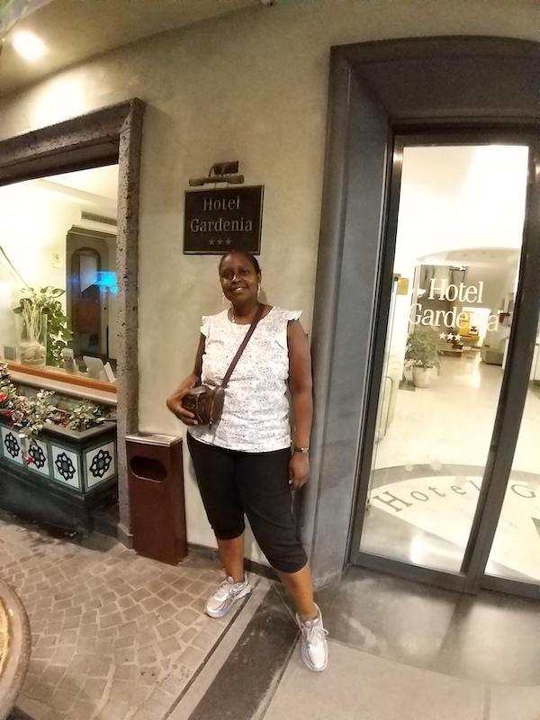 My stay at hotel Gardenia