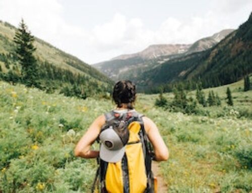 Travel Light On Your First Hike By Only Taking These Essentials